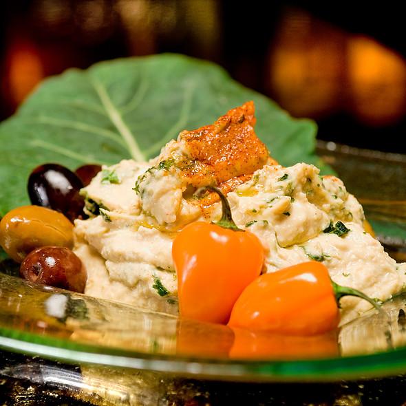 Hummus Classic - Bandar Restaurant, San Diego, CA