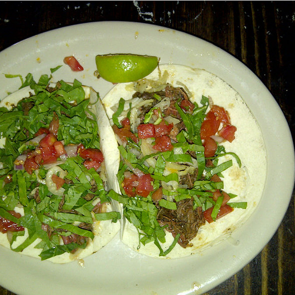 Short Rib Tacos - HOBNOB Neighborhood Tavern, Atlanta, GA