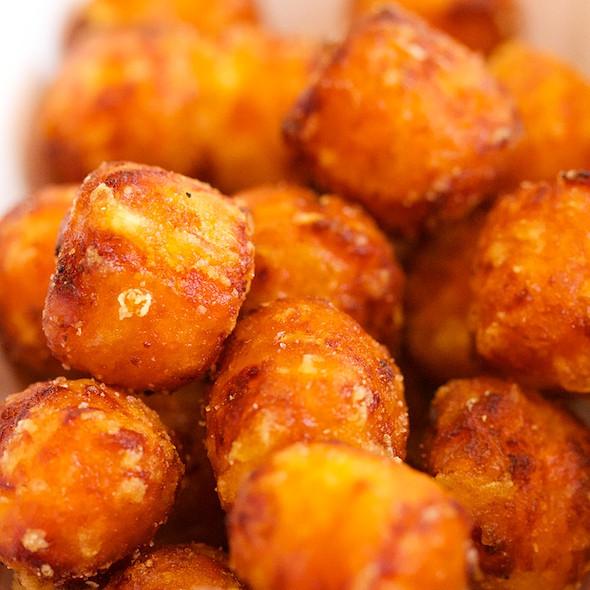 Sweet Potato Tots @ Krush Burger