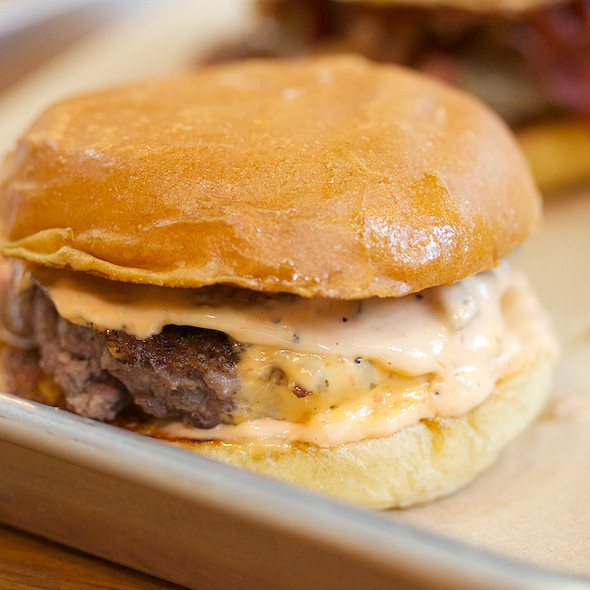 Philly Burger @ Krush Burger