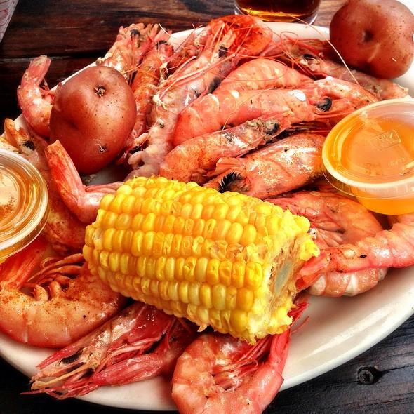 Royal Reds Shrimp @ Gulf Shores Steamer