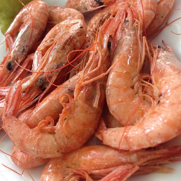 Gambas @ Restaurante O Porton