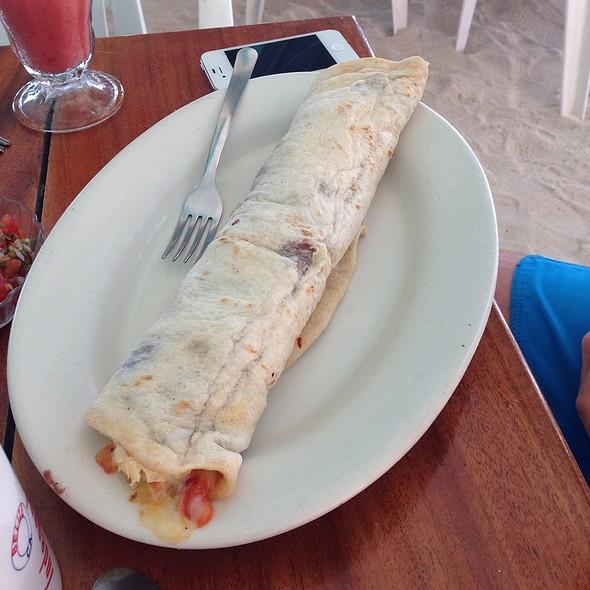 Breakfeast burrito #1