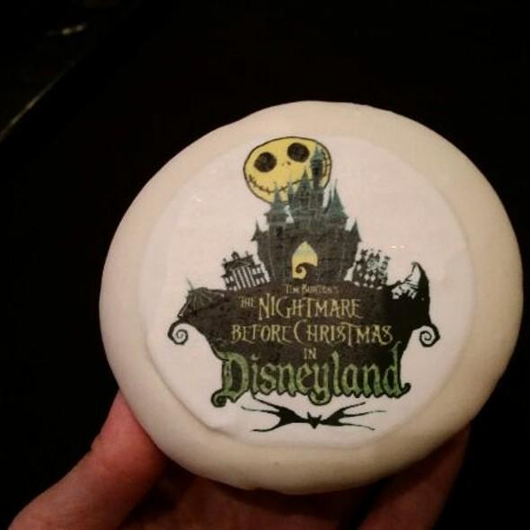 Nightmare Cookie @ Disneyland Hotel