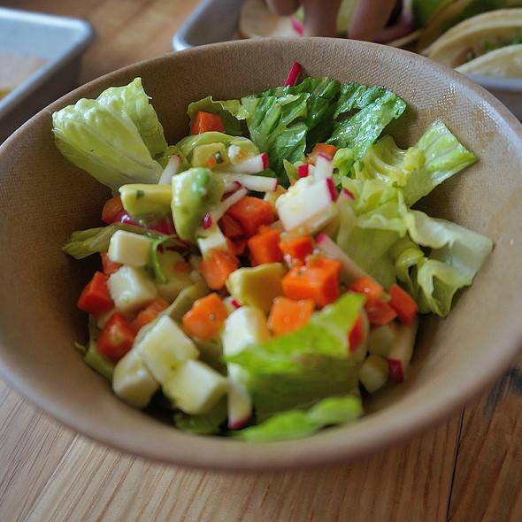 Guacamole Salad @ bartaco