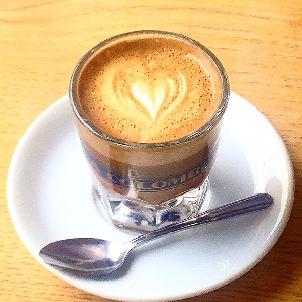 Cortado @ La Colombe Torrefaction