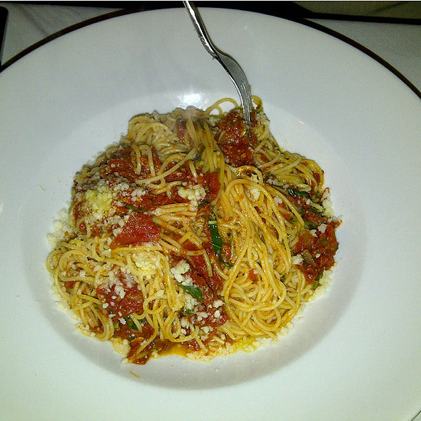 Pasta - Valenza Restaurant, Atlanta, GA