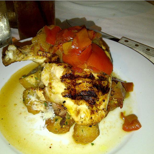 Brick Chicken - Valenza Restaurant, Atlanta, GA