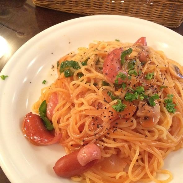 Neapolitan Spaghetti @ Kura 中目黒店