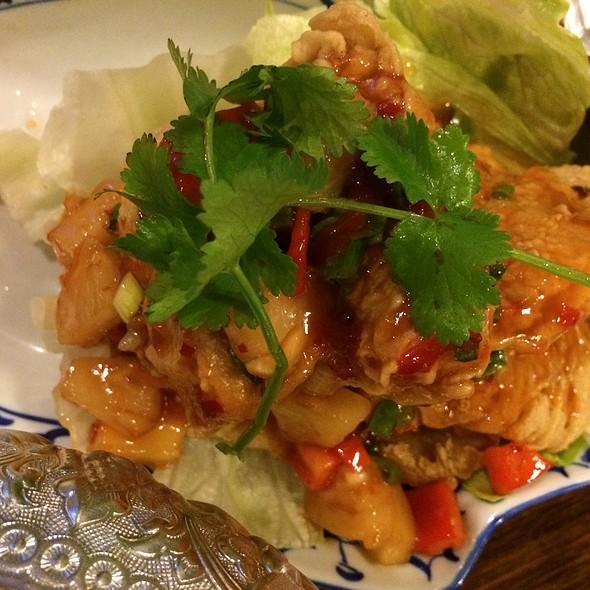 Fish Sambal @ Paradai 2 Thai Resaurant