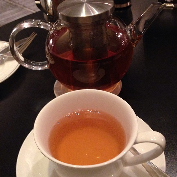 Peppermint Herbal Tea - Two E Bar and Lounge, New York, NY
