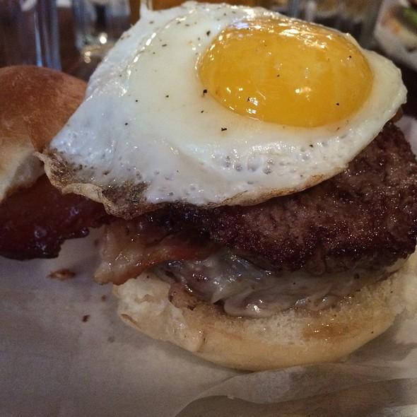 The Masterpiece @ Black Iron Burger