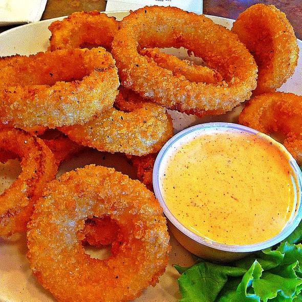 Onion Rings @ The Loop