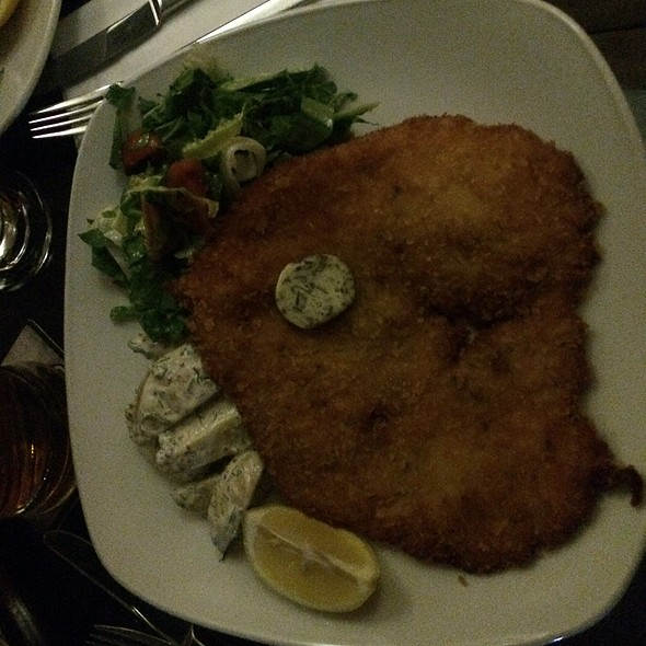 Chicken Schnitz @ Bhosphorus Brewing Comp