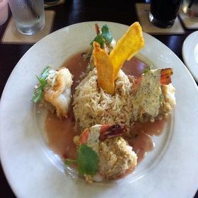 Savanna Shrimp - Tommy Bahama Restaurant & Bar - Naples, Naples, FL