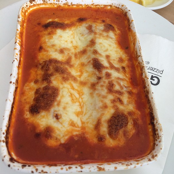Cannelloni @ Gusto