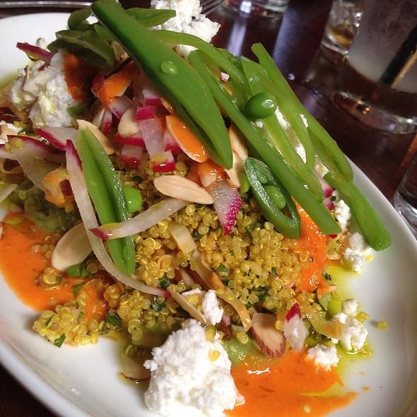 Quinoa Salad @ Trifecta Tavern