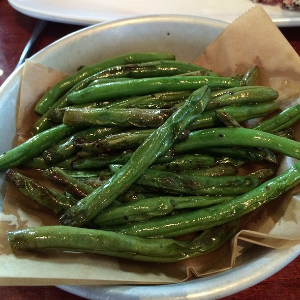 Green beans @ Beers Of The World
