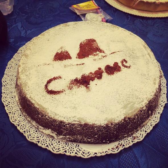 Torta Caprese @ Ristorante Caffè Mulini