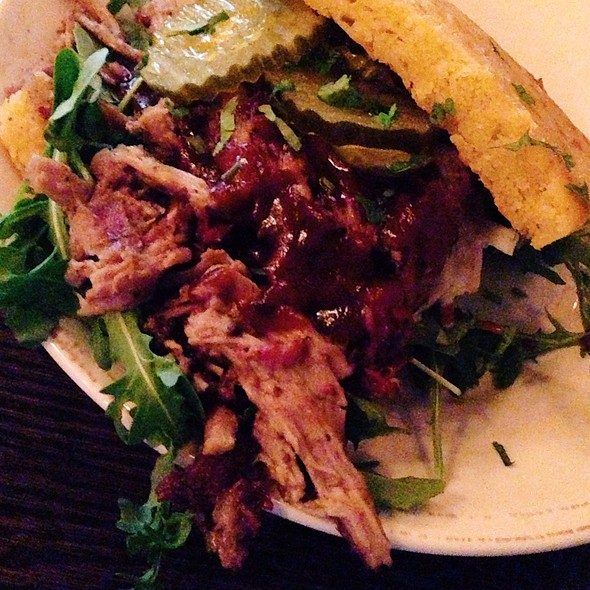 Southern Pulled Pork Sandwich @ Chow Daddy's