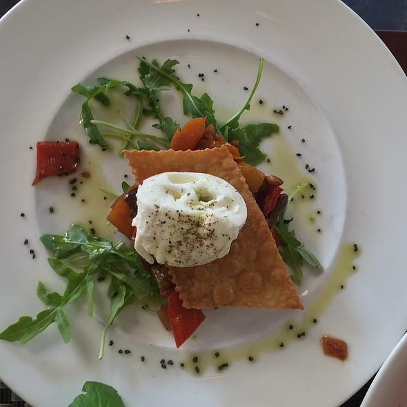 Burrata And Camponata - Donato Enoteca, Redwood City, CA