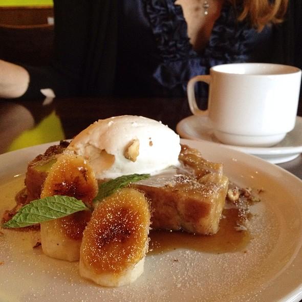 Plantain Bread Pudding - Limon Rotisserie – Van Ness, San Francisco, CA