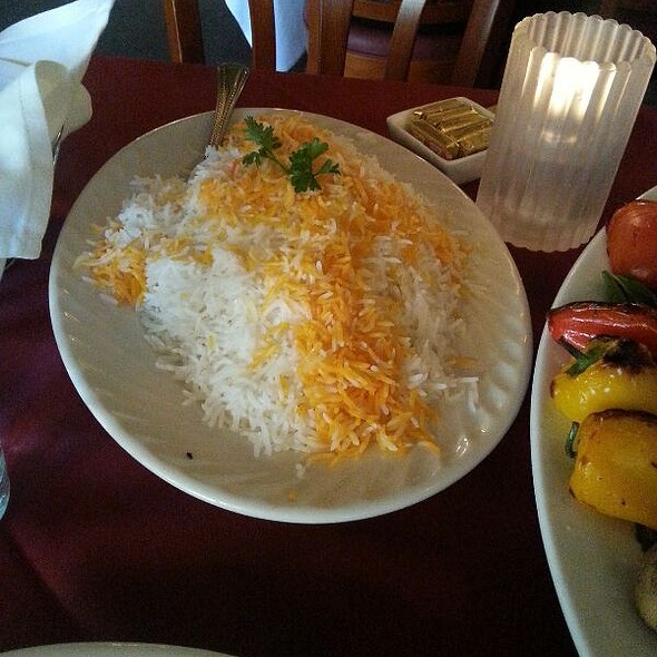 Rice - Skewers Kabob House, Modesto, CA