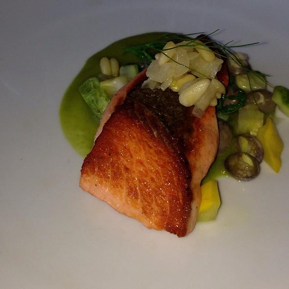 Salmon - JoLe, Calistoga, CA