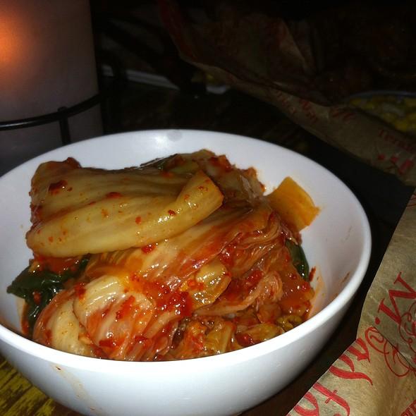 kimchi @ Mad for Chicken