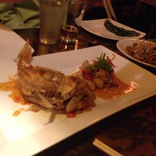 Snapper - J Wongs Thai & Chinese Bistro, Salt Lake City, UT