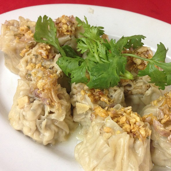 ขนมจีบ | Steam Dumpling @ เลี่ยวเลี่ยงเซ้ง | Lieo Lieng Seng