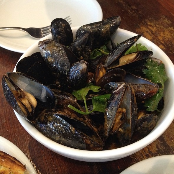 Mussels @ Coltivare
