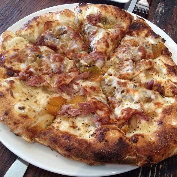 Shredded Pork Shoulder Pizza @ Coltivare