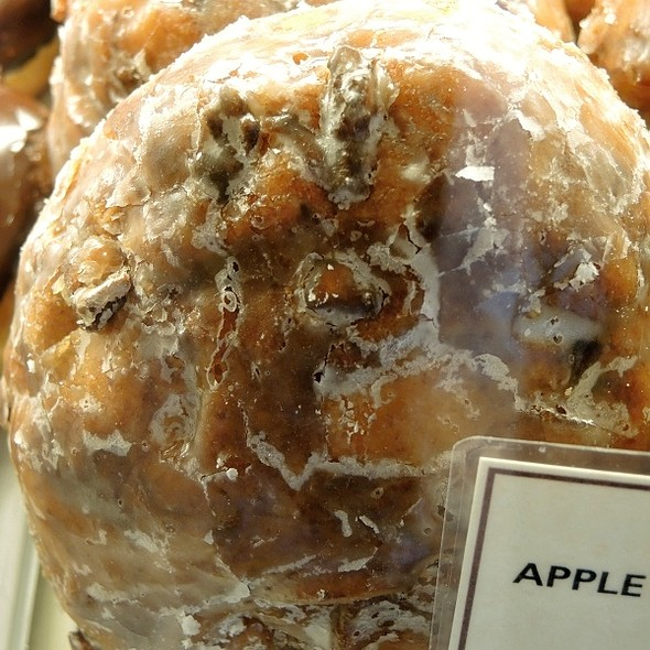 Apple Fritter Doughnut