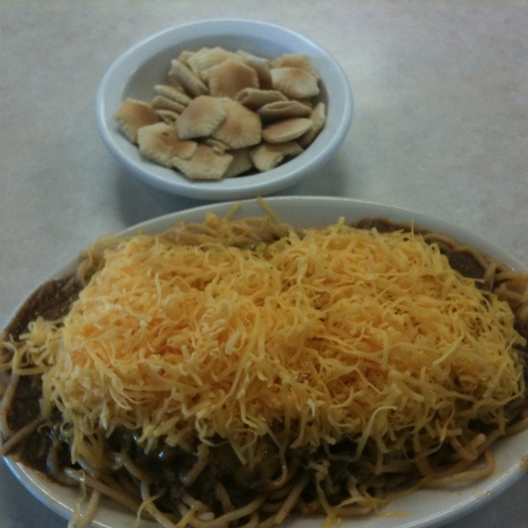 Cincinnati Chili @ Skyline Chili