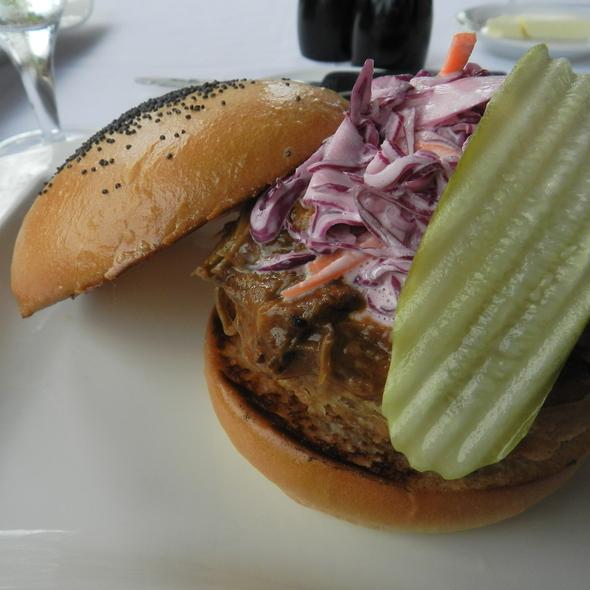 Beef Brisket Sandwich @ Canoe