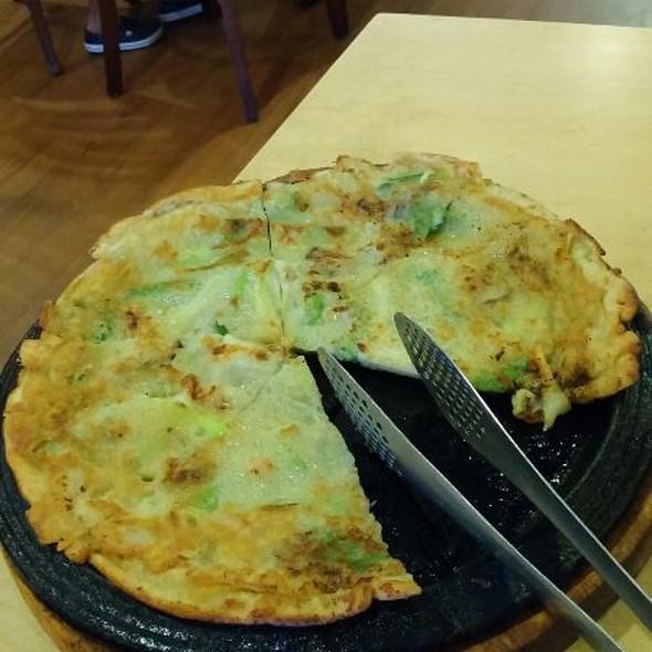 Oyster Pancake