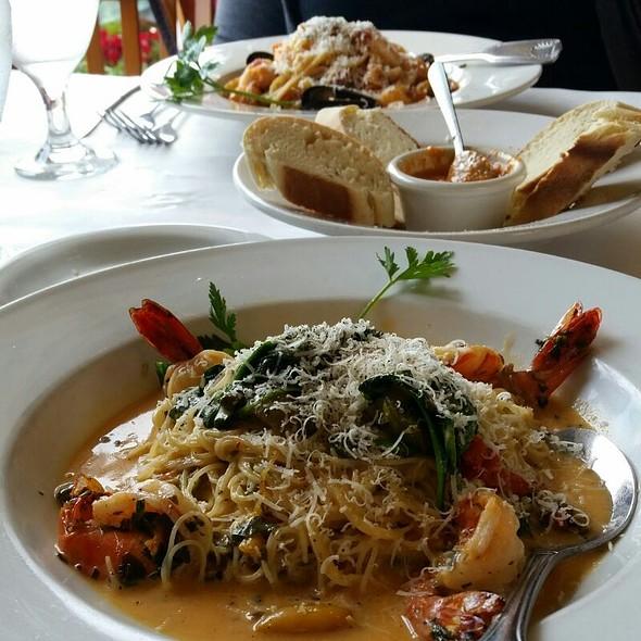 Capellini Gambere @ Buon Appetito Restaurant