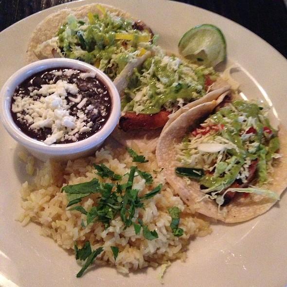 fish tacos - Yxta Cocina Mexicana, Los Angeles, CA