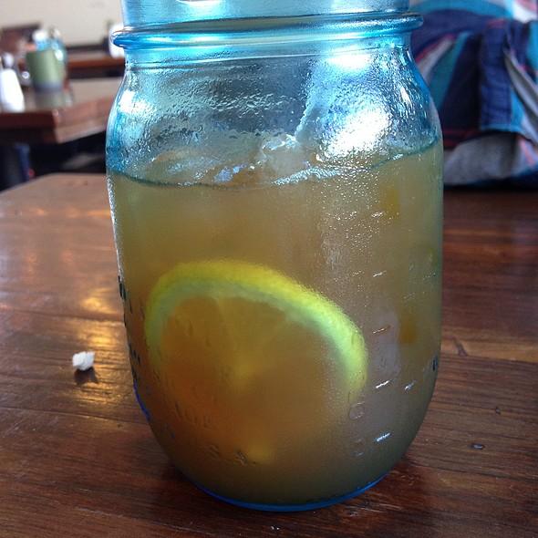 Arnold Palmer @ Cafe St. Jorge