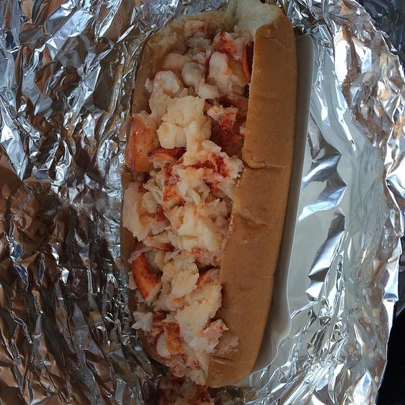 Lobster Roll (Sandwich) @ Glenwood Drive-In
