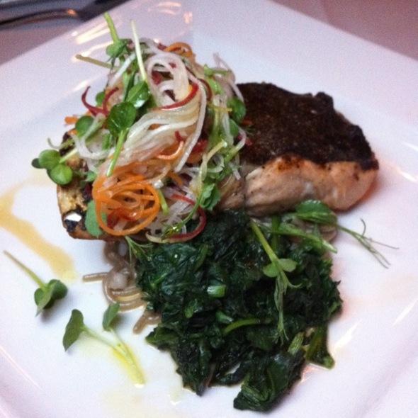 Blacken Salmon @ Dahlia Lounge