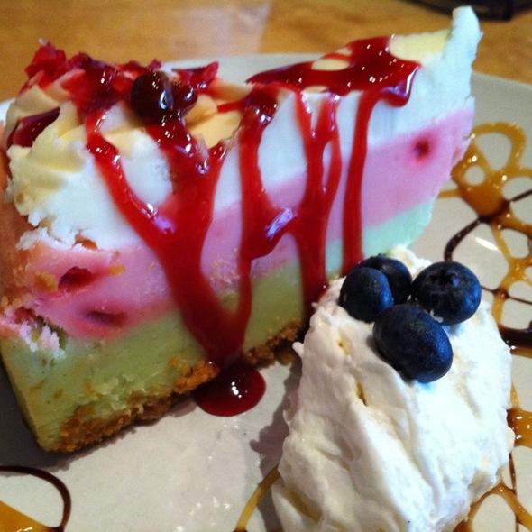 Spumone Cheesecake @ Appetez Restaurant