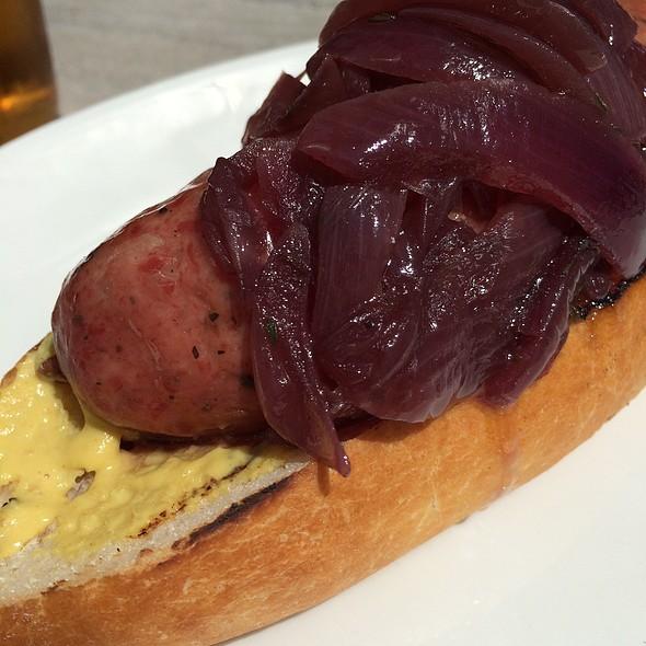 Sausage Sandwich @ Trou Normand