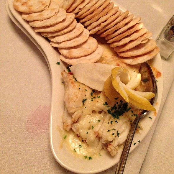 Jumbo Lump Crab Dip @ Frankie Rowlands Steak House