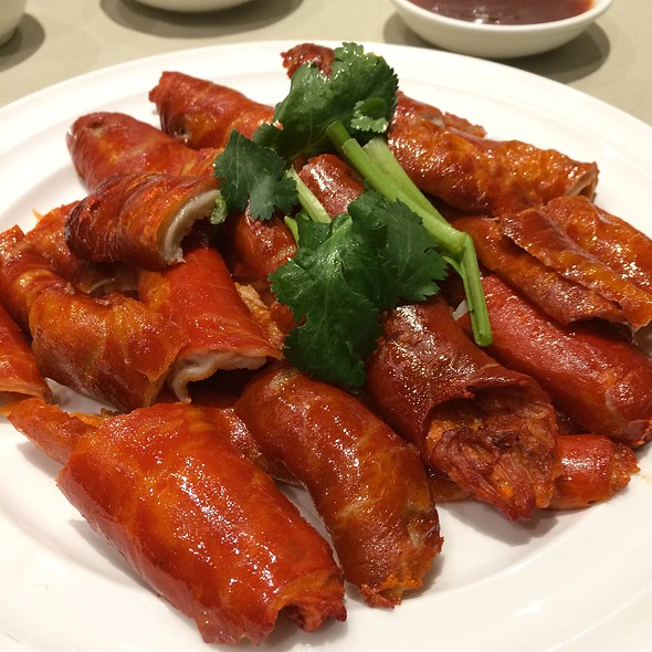 Deep Fried Pig Intestines