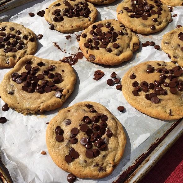 Chocolate  Chip Cookies - Letizia's Fiore, Chicago, IL