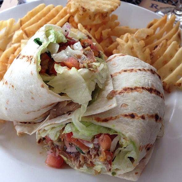 Pork Carnitas Wrap