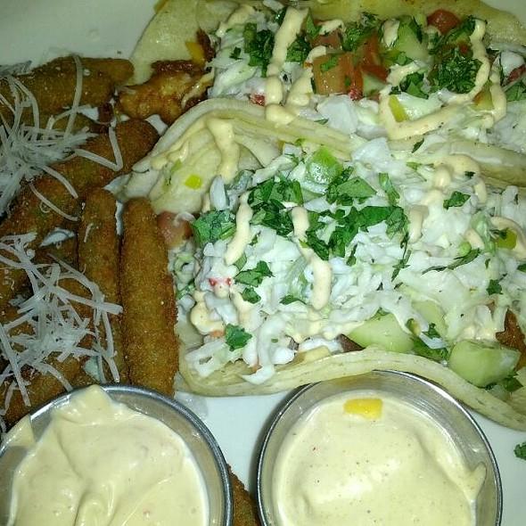 Haddock Fish Tacos - Hefner Grill, Oklahoma City, OK