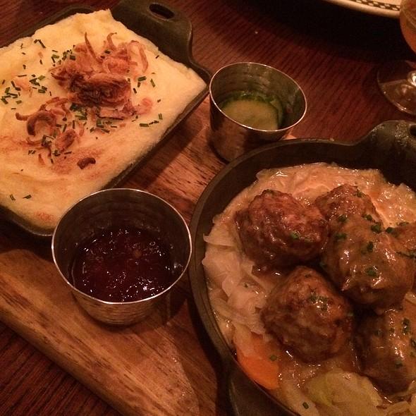Helga's Meatballs @ Red Rooster Harlem